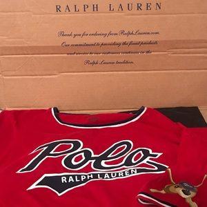 Polo Ralph Lauren Polo Bears Jersey/T-Shirt